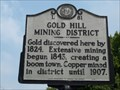 Image for Gold Hill Mining District | L-81