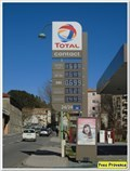 Image for E85 Fuel Pumps - Station Total - Sisteron, France
