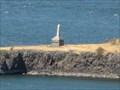 Image for Victor Trevitt's Grave, Memaloose Island, Oregon