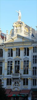 Image for La « Maison de la Chaloupe d'Or » (Maison des Tailleurs) - Bruxelles, Belgique