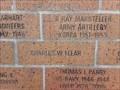 Image for Washington County Veterans Memorial - Washington County, KS