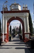 Image for Panteon Hidalgo Arch  -  Tepic, Mexico