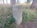 Image for Loch Leven Heritage Trail Milestone (Burleigh Sands) - Perth & Kinross, Scotland.