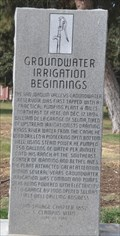 Image for Groundwater Irrigation Beginnings