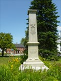 Image for Civil War Memorial - Troy, NH