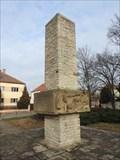 Image for Pomnik Obetem 2. svetove valky - Zidlochovice, Czech Republic
