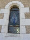Image for Vitraux eglise Saint Hilaire - Bignoux, Nouvelle Aquitaine, France