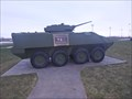Image for Canadian Army LAV III AFV - Afghanistan Memorial - Trenton, ON
