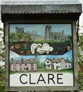 Image for Village Signs, Clare, Suffolk, UK