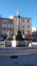 Image for Fontaine monumentale - Vidauban, Var, France