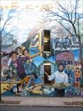 Image for Crossroads Mural on Pearl Street - Cambridge, MA