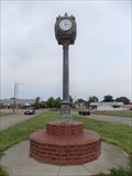 Image for Bricks at Mayor Wilson's Clock - Cairo, IL
