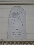 Image for Bibliothèque Municipale de Nice Sundial - Nice, France