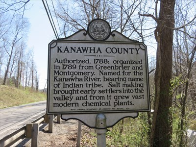 Image result for kanawha county history