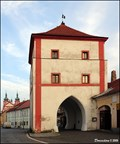 Image for Staroboleslavská brána / Old-Boleslav Gate (Stará Boleslav, Central Bohemia)