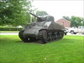Image for M4 Sherman Tank - St. Albans, Vermont