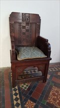Image for Bishop's Chair - St Lawrence - Steppingley, Bedfordshire, UK