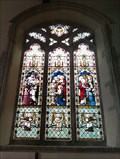 Image for Stained Glass Window, St Mary - Burgate, Suffolk