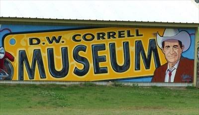 veritas vita visited Correll's Museum