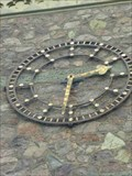 Image for Clock, St. Matthias Church, Malvern Link, Worcestershire, England,