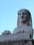 Image for Piazza del Popolo 16 Sphinxes - Roma, Italy