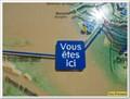 Image for Vous êtes ici - Plan de la commune - Pontevès, Paca, France