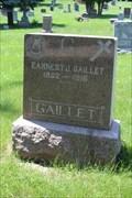 Image for Earnest J. Gaillet - Calvary Cemetery - Sioux City, IA