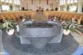 Image for Baptismal Font - St. Michael Church - Kailua-Kona, Hawaii Island, HI