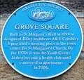 Image for Grove Square, Ilkley, W Yorks, UK