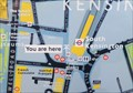 Image for You Are Here - Thurloe Street, London, UK