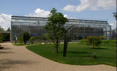 Le jardin botanique tours centre greenhouses and for Boulevard jardin botanique