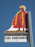"Image for ""KING  KAMEHAMEHA  I""  -  Honolulu,  Hawaii"