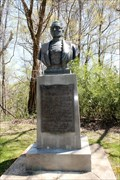Image for West Virginia Monument-Maj. Arza Goodspeed (sculpture) - Vicksburg NMP, Vicksburg, MS