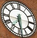 Image for Fire Station Clock - Tara Street, Dublin, Ireland
