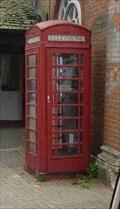 Image for Red Telephone Box, Evesham, Worcestershire, England