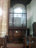 Image for Church Organ, , St Peter & St Paul - Carbrooke, Norfolk
