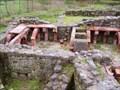Image for Archaeologists recover the thermal room of Aquis Originis - Rio Caldo, Lobios, Ourense, Galicia, España