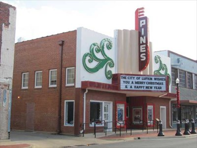 pines theater lufkin tx vintage movie theaters on