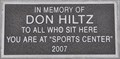 Image for Don Hiltz ~ Pateros, Washington