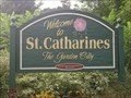 Image for Welcome to St Catharines - The Garden City, Ontario