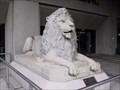 Image for Centre Street Lion at City Hall - Calgary, Alberta