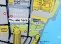 Image for You Are Here - Upper Ground, London, UK