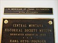 Image for Central Montana Museum - 1957 - Lewistown MT