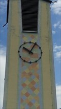 Image for Church clock of the parish church of Santa Maria della Strada - Brennero, Tirol, Italy