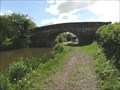 Image for Arch Bridge 57 On The Lancaster Canal - Bonds, UK