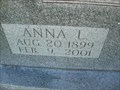 Image for 101 - Anna L. Finley - Jones, OK