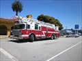 Image for Central County Fire Truck 34 - Burlingame, CA