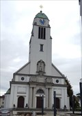 Image for Bell Tower of the Church St. Agatha - Dietikon, ZH, Switzerland
