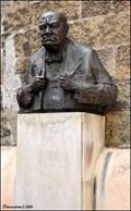 Image for Sir Winston Churchill in Thunovská street (Prague)