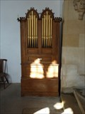Image for Church Organ - St Botolph - Wardley, Rutland